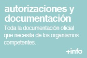 Autorizaciones y documentación